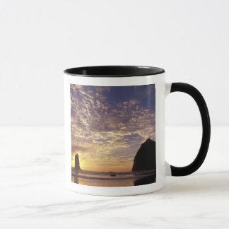 Mug Na, côte des Etats-Unis, Orégon, Orégon, Canon