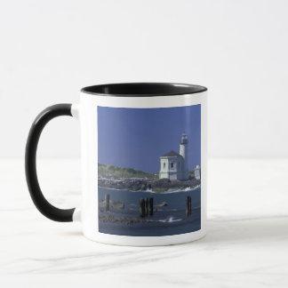 Mug Na, Etats-Unis, Orégon, Bandon, phare de Coquille