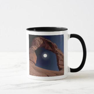 Mug Na, Etats-Unis, Utah, arque le parc national.