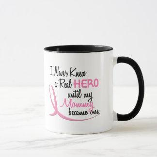 Mug N'a jamais connu un vrai CANCER DU SEIN de maman