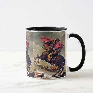 Mug Napoléon croisant le St Bernard