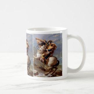 Mug Napoléon croisant les Alpes par David