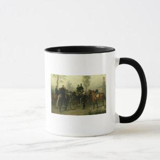 Mug Napoléon III et Bismarck