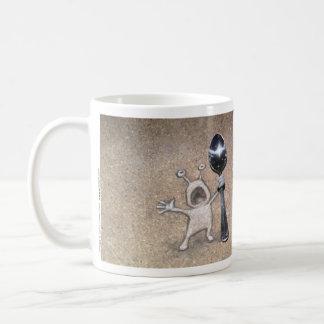 Mug n'apportez jamais une cuillère à un forkfight