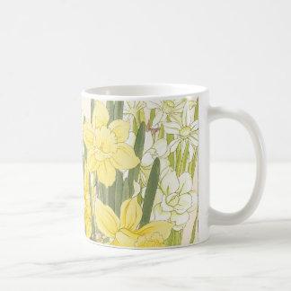 Mug Narcisse, jonquilles et Jonquils