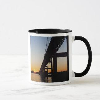 Mug Naviguant et quittant Newport Île de Rhode