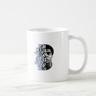 Mug Ne comptez pas les jours