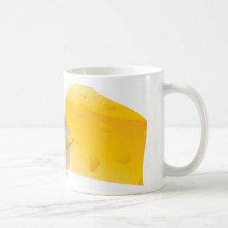 Mug Ne déplacez pas mon fromage