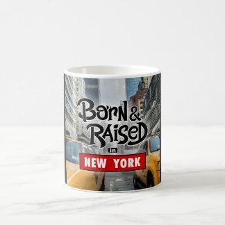 Mug Né et augmenté à New York