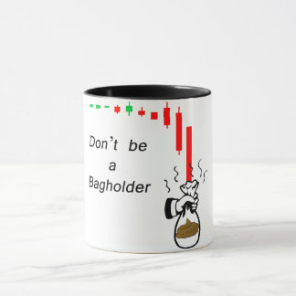 Mug Ne soyez pas un support de sac !  Pour des