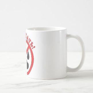 Mug Ne touchez pas ! Langue russe
