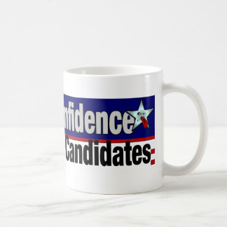 Mug Ne votez aucune confiance