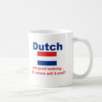 Mug Néerlandais beau