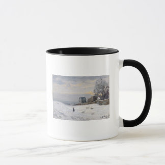 Mug Neige chez Montmartre, 1869
