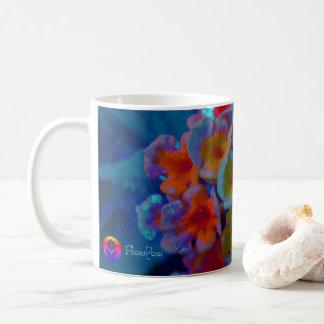 Mug ~ Neptune de Lantana du *ʀᴀɪɴʙᴏᴡ | de FʟᴏᴡPᴏᴡ