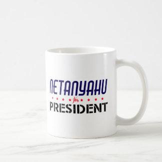 Mug Netanyahu pour le président