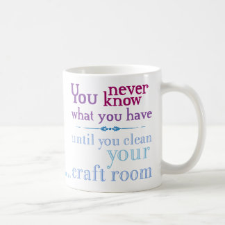 Mug Nettoyez votre pièce de métier