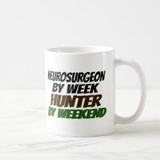 Mug Neurochirurgien de chasse