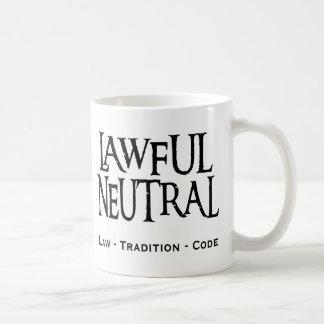 "Mug ""Neutre légal """