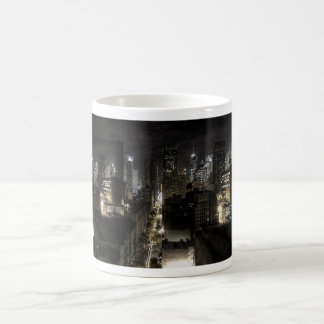 Mug New York City la nuit