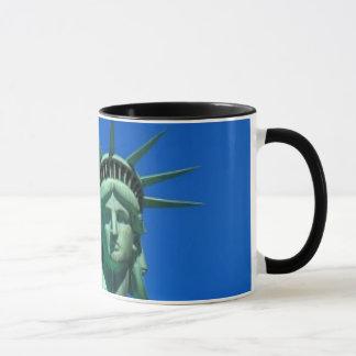 Mug New York, statue de la liberté