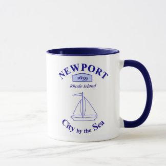 Mug Newport, ville par la mer -