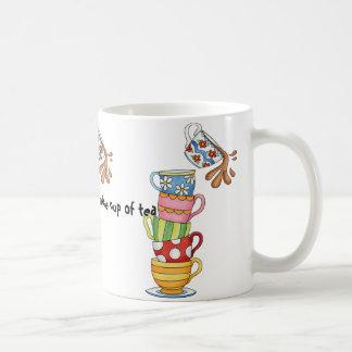 Mug Nice un temps pour le thé