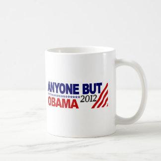 Mug N'importe qui mais Obama 2012