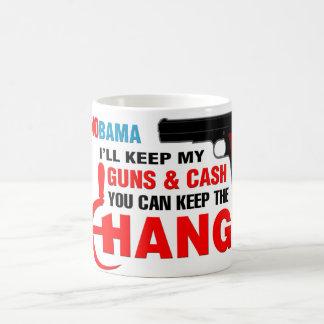 Mug Nobama - gardez le changement !