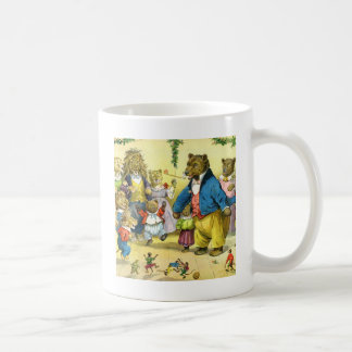 Mug Noël chez la terre animale