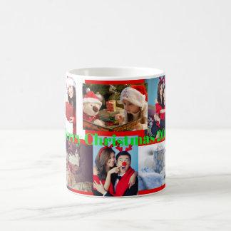 Mug Noël d'album photos Joyeux
