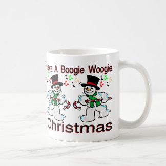 Mug Noël de boogie