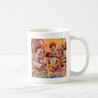Mug Noël de cowboy