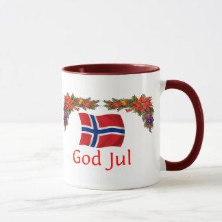 Mug Noël de la Norvège