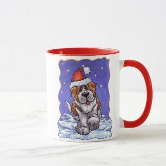 Mug Noël de St Bernard
