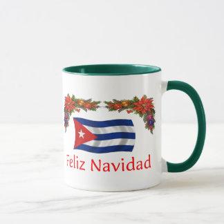 Mug Noël du Cuba