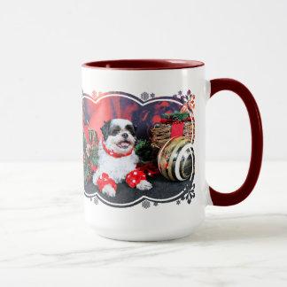 Mug Noël - Shih Tzu - Mishka