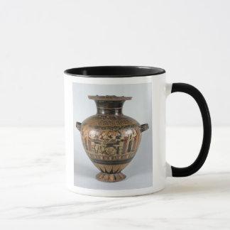Mug Noir-chiffre hydria