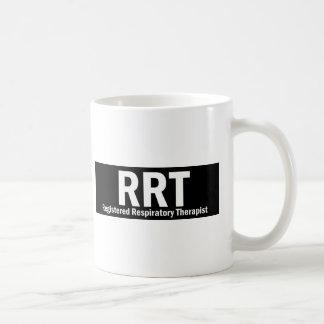 Mug Noir et blanc de RRT