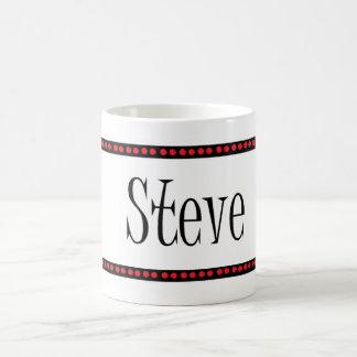 Mug Nom de Steve