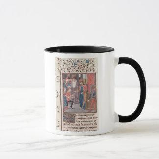 Mug Nomination de deux chevaliers