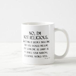 Mug Non religieux