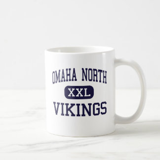 Mug Nord d'Omaha - Vikings - haut - Omaha Nébraska