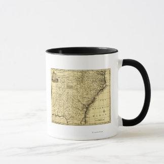 Mug Nord et Caroline du Sud et Géorgie - panoramiques