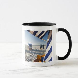 Mug Norderney, îles est de Frisian, Allemagne