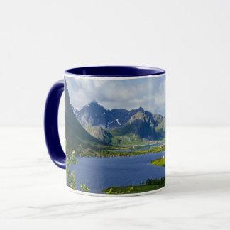 Mug Norway - îles Lofoten