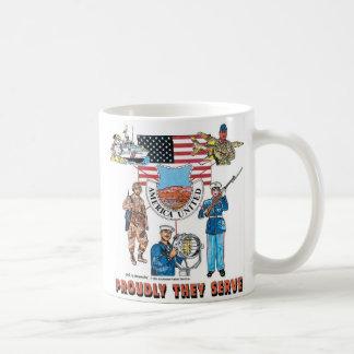 Mug nos militaires