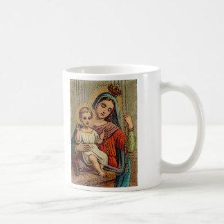 Mug Notre Madame du chapelet le plus saint