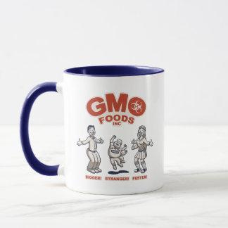 Mug Nourritures de GMO
