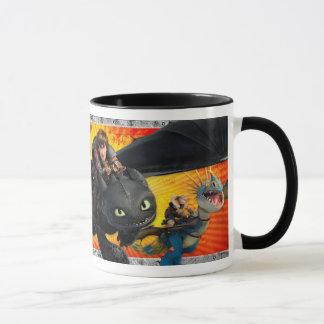 Mug Nous avons des dragons